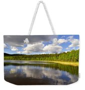 Little Lost Lake Weekender Tote Bag