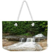 Little Miner Falls Weekender Tote Bag