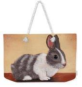 Little One Weekender Tote Bag by Anastasiya Malakhova