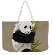 Little Panda Weekender Tote Bag