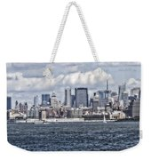 Little People In Big Places Weekender Tote Bag