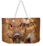 Little Pig Weekender Tote Bag