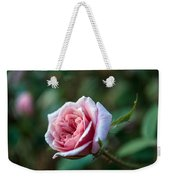 Little Pink Rose Weekender Tote Bag