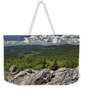 Little Pinnacle Grayson Highlands Va Weekender Tote Bag