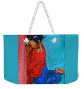 Little Pray-er Weekender Tote Bag