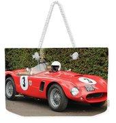 Little Red Ac Bristol Racer Weekender Tote Bag