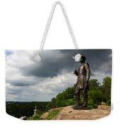 Little Round Top Hill Gettysburg Weekender Tote Bag by James Brunker