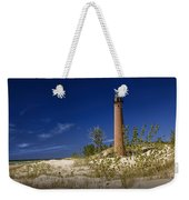Little Sable Point Light No.0285 Weekender Tote Bag
