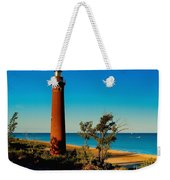 Little Sable Point Weekender Tote Bag