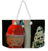 Little Santa Weekender Tote Bag