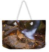 Little Stream Weekender Tote Bag
