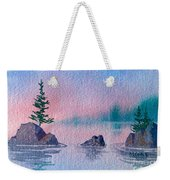 Little Trees Weekender Tote Bag