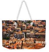 Little Village Weekender Tote Bag