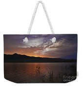 Little Washoe Sunset Weekender Tote Bag