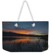 Little Washoe Sunset II Weekender Tote Bag