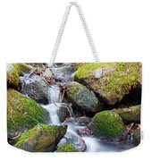 Little Waterfall In Marlay Park Weekender Tote Bag