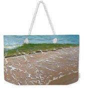 Little Wave Weekender Tote Bag