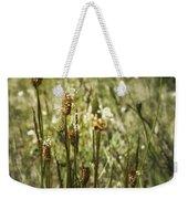 Little Weeds Weekender Tote Bag