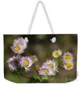 Little Wild Flowers Weekender Tote Bag