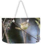 Little Yellow Bird In The Glades Weekender Tote Bag