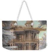 Littlefield Mansion Weekender Tote Bag by Jane Linders