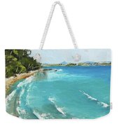 Litttle Cove Beach Noosa Heads Queensland Australia Weekender Tote Bag
