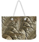 Litz Wire Abstract Weekender Tote Bag