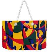 Live Adventurously Weekender Tote Bag by Ron Waddams