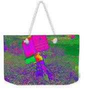 Live Life In Full Color Weekender Tote Bag
