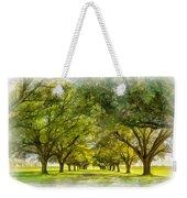 Live Oak Journey Paint Weekender Tote Bag