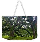 Live Oak Trees Weekender Tote Bag