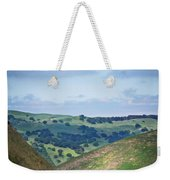 Livermore Hills Weekender Tote Bag