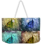 Lives Of A Butterfly Weekender Tote Bag
