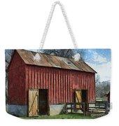 Livestock Barn Weekender Tote Bag