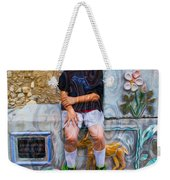 Living And Loving Art Weekender Tote Bag
