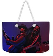 Living Colour Painting Weekender Tote Bag