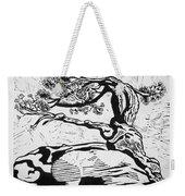 Living Fossil Weekender Tote Bag