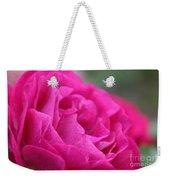 Living Fuchsia Weekender Tote Bag
