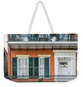 Living High In The French Quarter Weekender Tote Bag