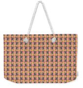 Living In The Pink - Tile Arrangement 1 Weekender Tote Bag