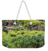 Living Off The Grid In The Waipi'o Valley Weekender Tote Bag