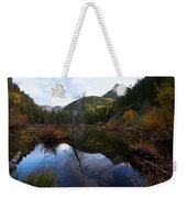 Lizard Lake Weekender Tote Bag