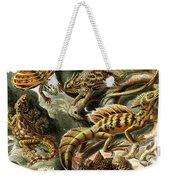 Lizards Lizards And More Lizards Weekender Tote Bag