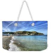 Llandudno Beach Weekender Tote Bag