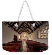 Llandysilio Traean Weekender Tote Bag by Adrian Evans