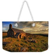 Llangelynnin Church Conwy Weekender Tote Bag