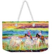 llanos Cowboys Weekender Tote Bag