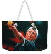 Lleyton Hewitt 2  Weekender Tote Bag