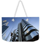 Lloyd's Building. Weekender Tote Bag