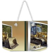 Loader - Cross Your Eyes And Focus On The Middle Image Weekender Tote Bag